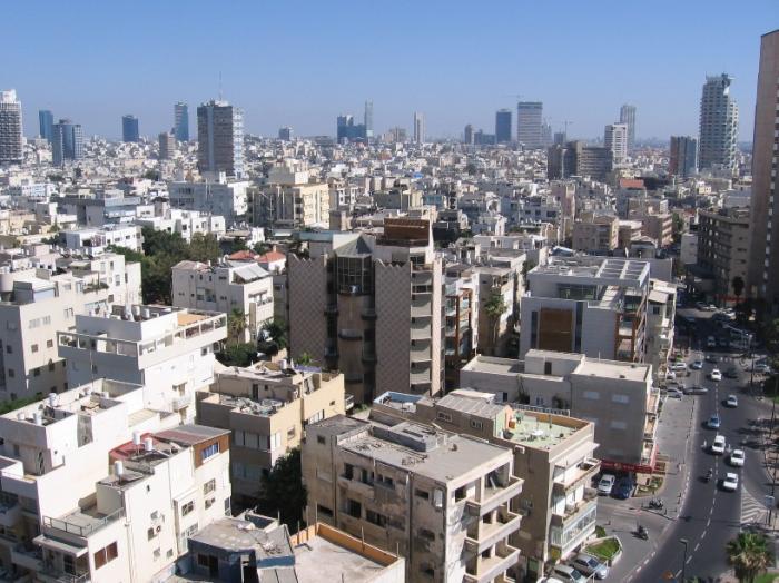 נוף תל אביב